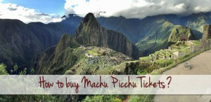 how to buy machu picchu tickets onlne