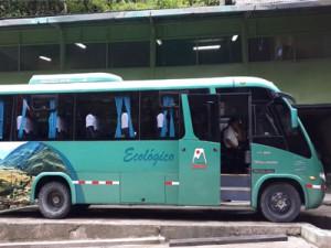 Machu Picchu bus tickets